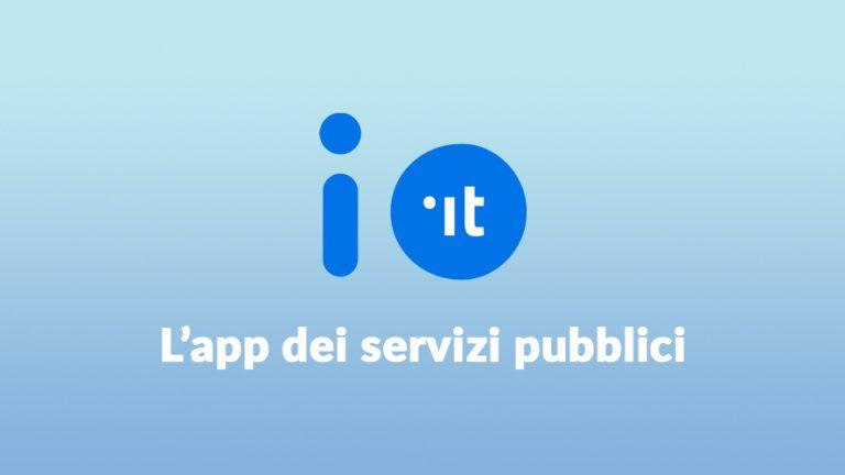 App IO: oltre 8,6 milioni di download