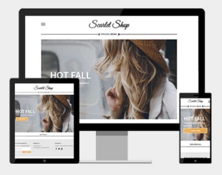 Sito web di e-commerce