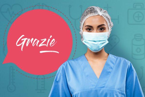 Coronavirus, raccolta fondi a sostegno di Bergamo