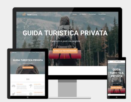 Sito web del turismo