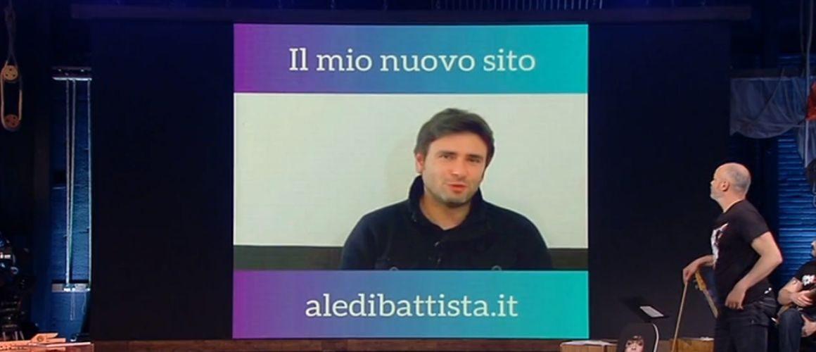 Cybersquatting. Alessandro Di Battista perde il suo dominio