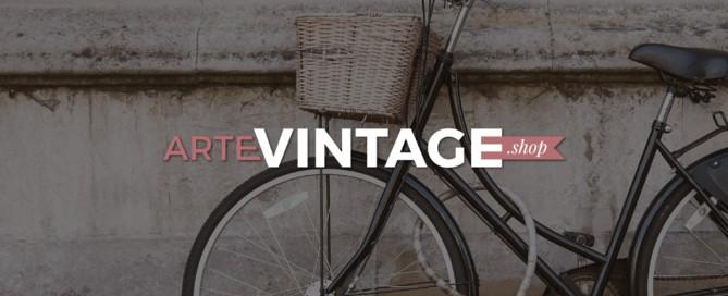 Un dominio .shop alla base del successo di Arte Vintage