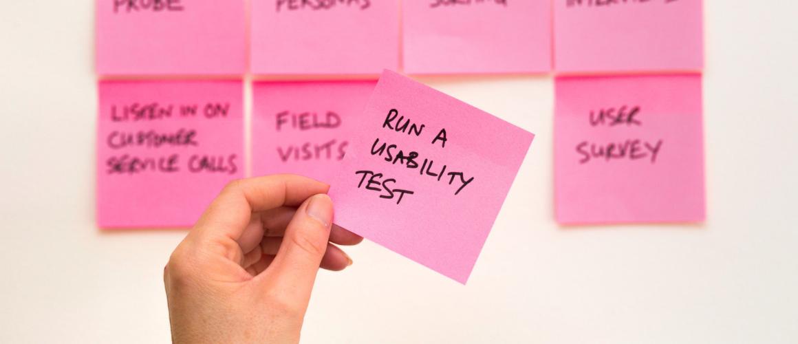 6 linee guida per migliorare l'usabilità del tuo sito